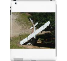 Plane Crash iPad Case/Skin