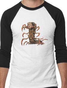 Donald Trump Centipede Men's Baseball ¾ T-Shirt