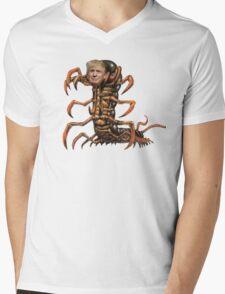 Donald Trump Centipede Mens V-Neck T-Shirt