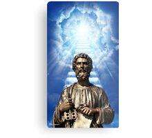 Saint Peter Christianity Religion Metal Print