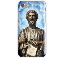Saint Peter Christianity Religion Heaven iPhone Case/Skin