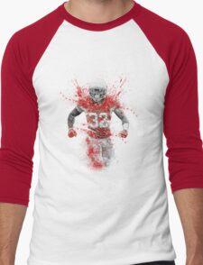 Tyrann Mathieu Shirt Men's Baseball ¾ T-Shirt