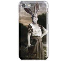 bunny rabbit iPhone Case/Skin