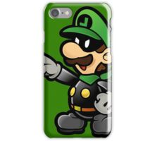 Mr. L - Super Paper Mario iPhone Case/Skin
