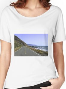 Lost Coast, Humboldt County, California Women's Relaxed Fit T-Shirt