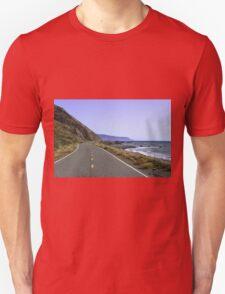 Lost Coast, Humboldt County, California Unisex T-Shirt