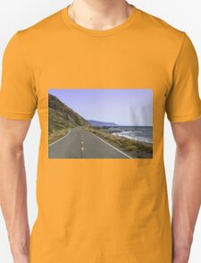 Lost Coast, Humboldt County, California Unisex T-Shirt