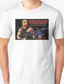 Rambo Trump T-Shirt