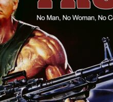 Rambo Trump Sticker