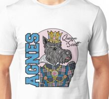 Agnes, Queen of Scott Unisex T-Shirt