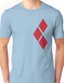 Red Tri-diamonds T-Shirt