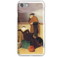 John Watson Nicol - Lochaber No More iPhone Case/Skin