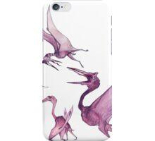 pterosauria iPhone Case/Skin