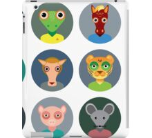 Chinese zodiac collection iPad Case/Skin