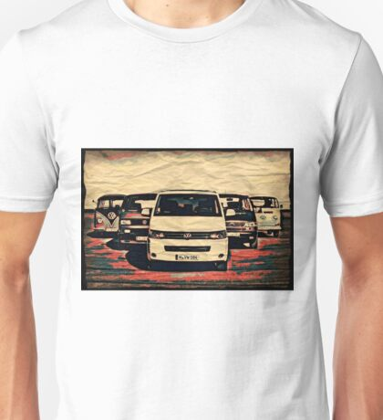 Through the ages Unisex T-Shirt
