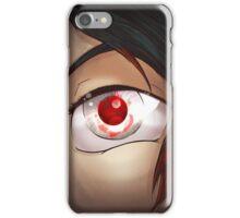 Silver Eyes iPhone Case/Skin
