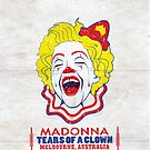 Tears of a Clown [vintage] by DCdesign