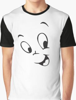 The Friendly Ghost  Graphic T-Shirt