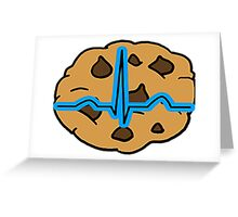 Pulsecookie Team Logo Greeting Card