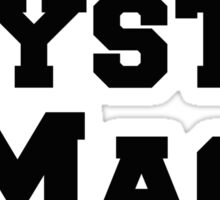 Mystic Mac Sticker