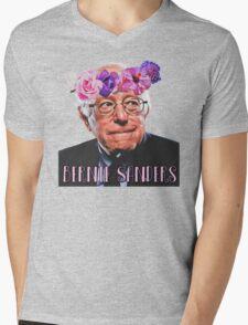 Bernie Sanders!  Mens V-Neck T-Shirt
