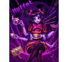 Undertale Muffet Photographic Print