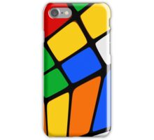 Surreal Rubik's iPhone Case/Skin