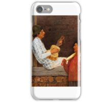 Jose Ferraz de Almeida Junior - Guitarist, iPhone Case/Skin