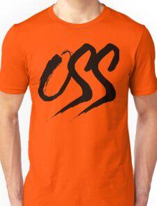 Oss - Brush script Unisex T-Shirt