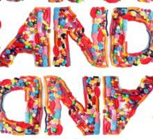 Candy Mania Sticker
