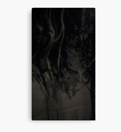 Black Soul Canvas Print