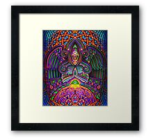 The God Source Framed Print