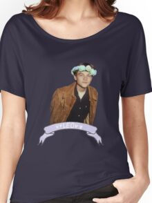 Leo and Flowers Women's Relaxed Fit T-Shirt