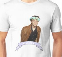 Leo and Flowers Unisex T-Shirt