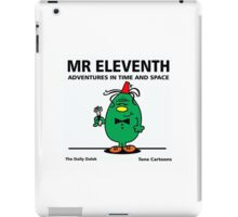 MR. ELEVENTH iPad Case/Skin