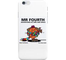 MR. FOURTH iPhone Case/Skin