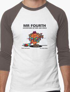 MR. FOURTH Men's Baseball ¾ T-Shirt