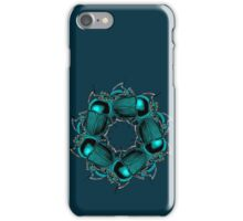 EGYPTIAN SCARAB iPhone Case/Skin