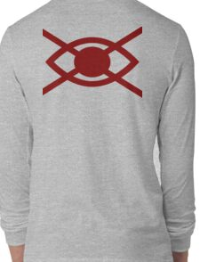 gravity falls- blind eye society Long Sleeve T-Shirt