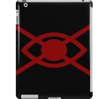 gravity falls- blind eye society iPad Case/Skin