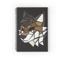 The Geo Canine Spiral Notebook