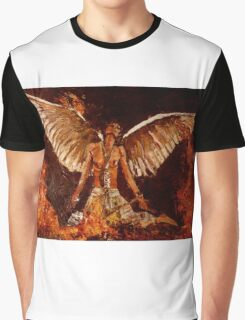Phoenix bird from ashes Graphic T-Shirt