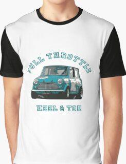 Austin Mini Full Throttle Graphic T-Shirt
