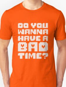 Undertale - Bad Time Unisex T-Shirt