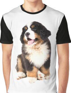 bernese mountain dog puppy Graphic T-Shirt