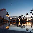 Sunrise in Valencia by Craig Higson-Smith