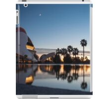 Sunrise in Valencia iPad Case/Skin