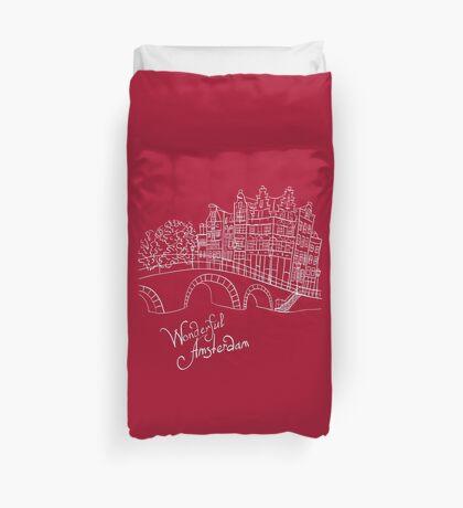 Wonderful Amsterdam Duvet Cover