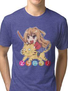 Toradora <3 Tri-blend T-Shirt