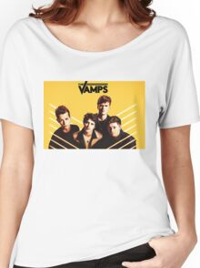 The Vamps Announce tour dates Women's Relaxed Fit T-Shirt